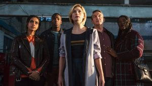 BBC Debuts the New Doctor Who Opening Credits Sequence