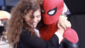 More Photos of New Spider-Man Suit from Far From Home!