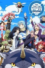 That Time I Got Reincarnated as a Slime 2018