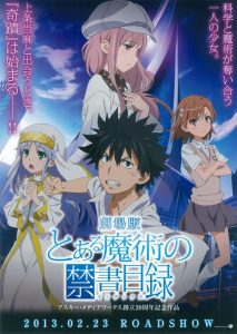 A Certain Magical Index: The Miracle of Endymion 2013