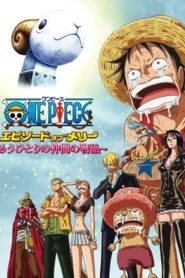 One Piece Episode of Merry: The Tale of One More Friend 2013