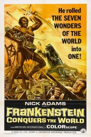 Frankenstein Conquers the World 1965