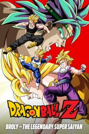 Dragon Ball Z: Broly – The Legendary Super Saiyan 1993